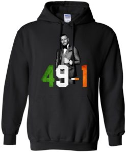 image 31 247x296px Conor McGregor vs Floyd Mayweather 49 1 Conor Win T Shirts, Hoodies, Tank