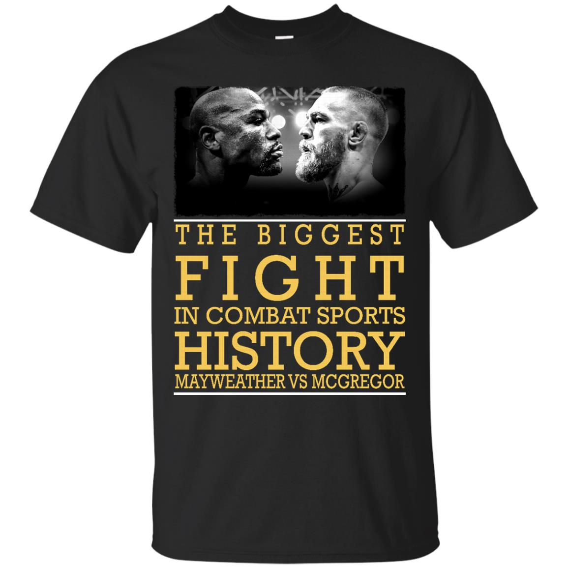 image 314px Mcgregor vs Mayweather The Biggest Fight In Combat Sports History T Shirts, Hoodies