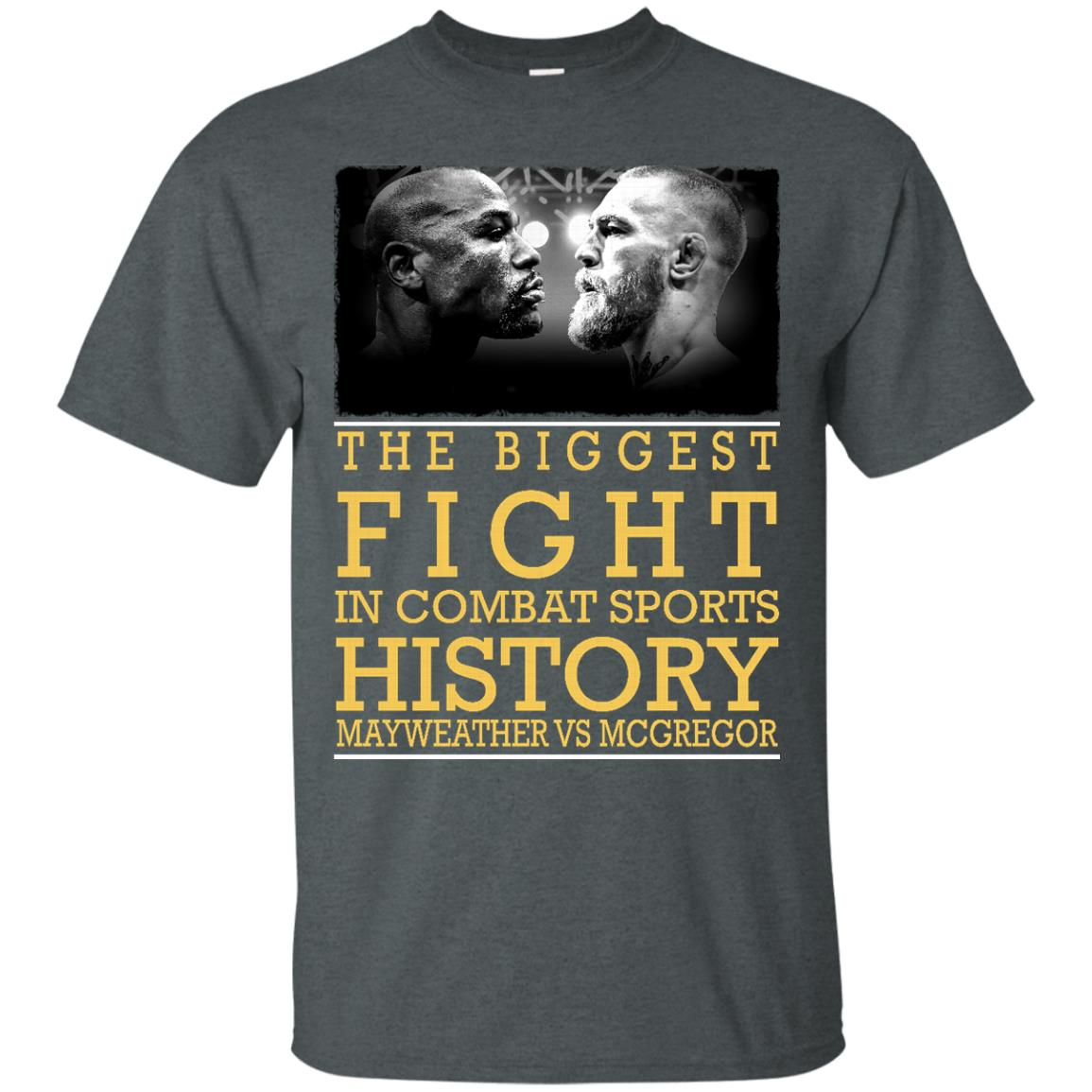 image 315px Mcgregor vs Mayweather The Biggest Fight In Combat Sports History T Shirts, Hoodies