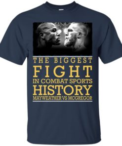 image 316 247x296px Mcgregor vs Mayweather The Biggest Fight In Combat Sports History T Shirts, Hoodies