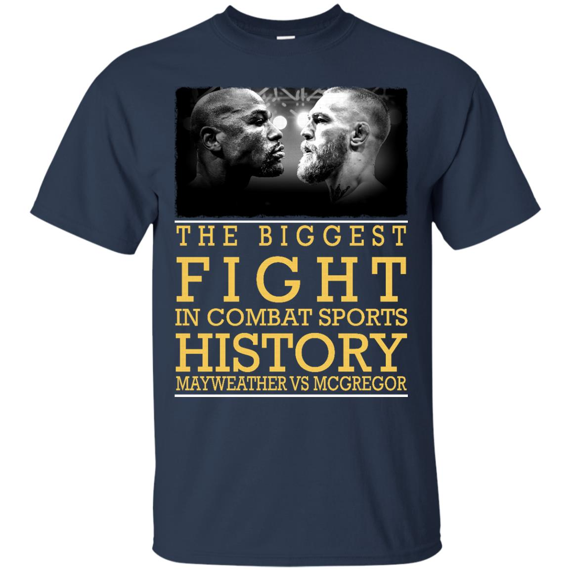 image 316px Mcgregor vs Mayweather The Biggest Fight In Combat Sports History T Shirts, Hoodies