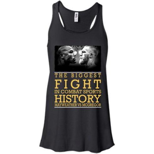 image 317 490x490px Mcgregor vs Mayweather The Biggest Fight In Combat Sports History T Shirts, Hoodies