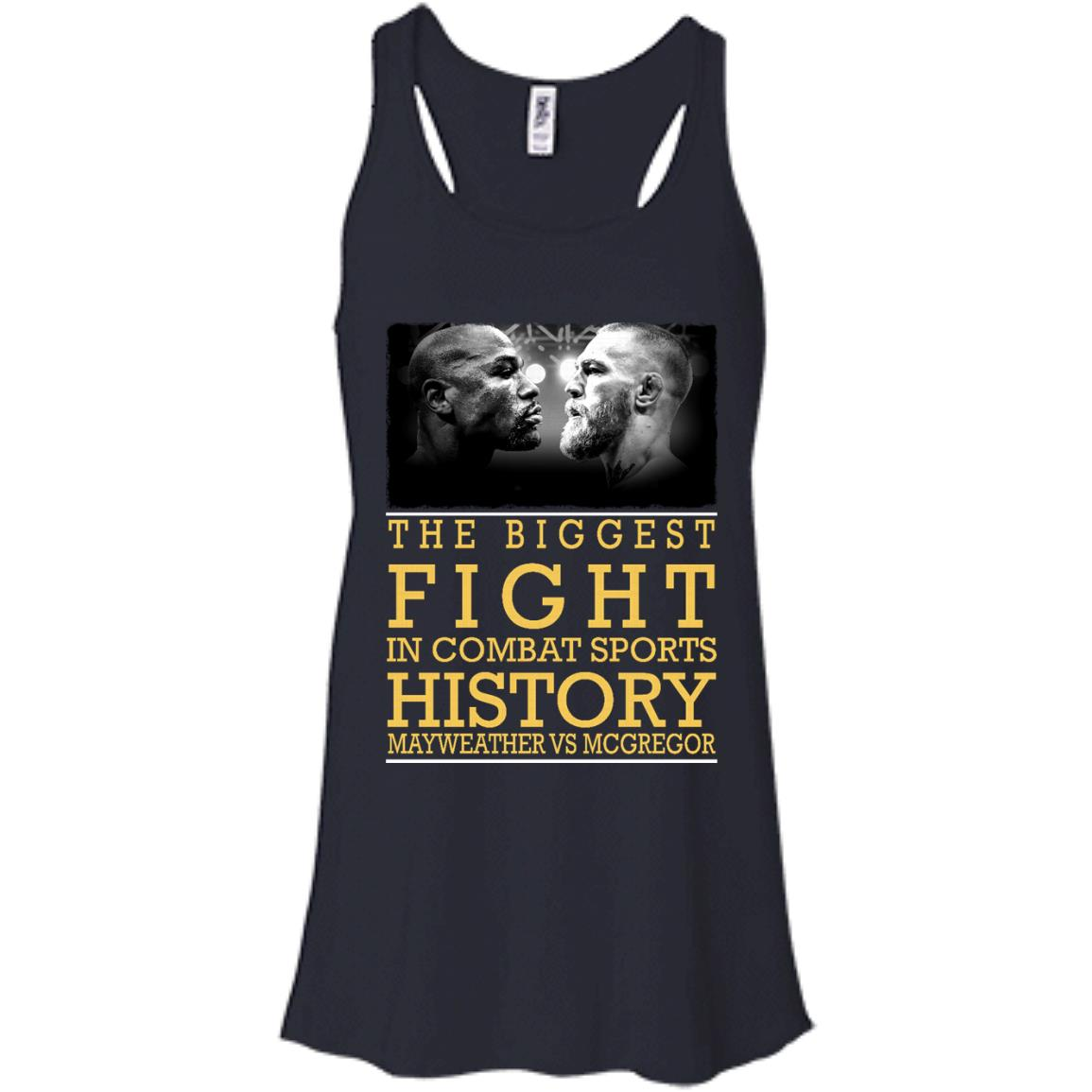 image 318px Mcgregor vs Mayweather The Biggest Fight In Combat Sports History T Shirts, Hoodies