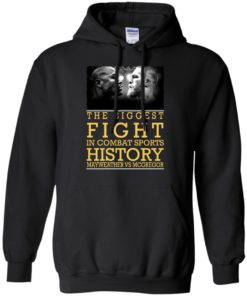 image 319 247x296px Mcgregor vs Mayweather The Biggest Fight In Combat Sports History T Shirts, Hoodies