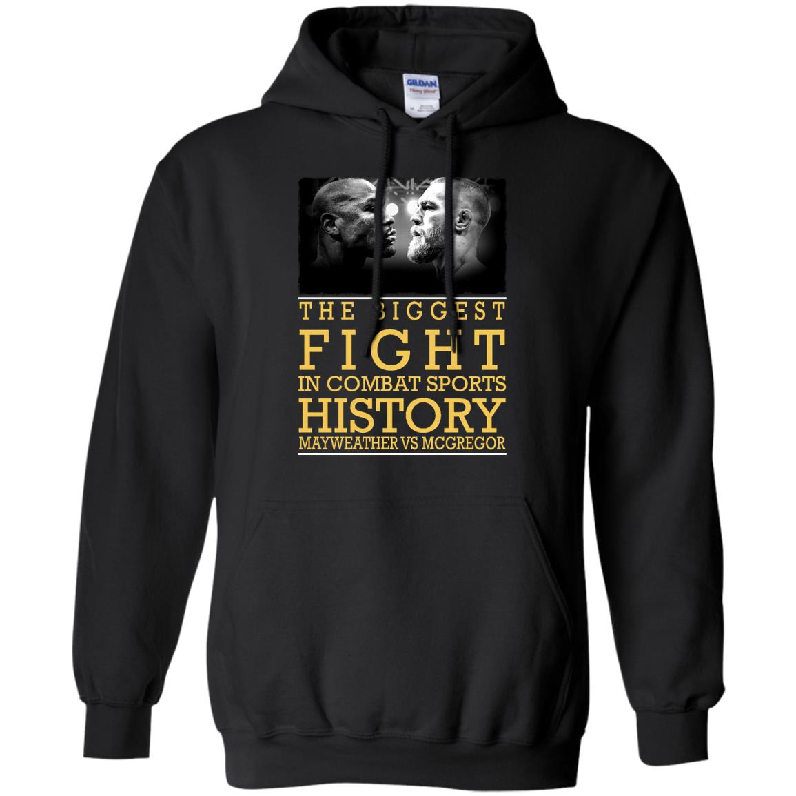 image 319px Mcgregor vs Mayweather The Biggest Fight In Combat Sports History T Shirts, Hoodies