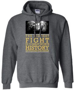 image 321 247x296px Mcgregor vs Mayweather The Biggest Fight In Combat Sports History T Shirts, Hoodies