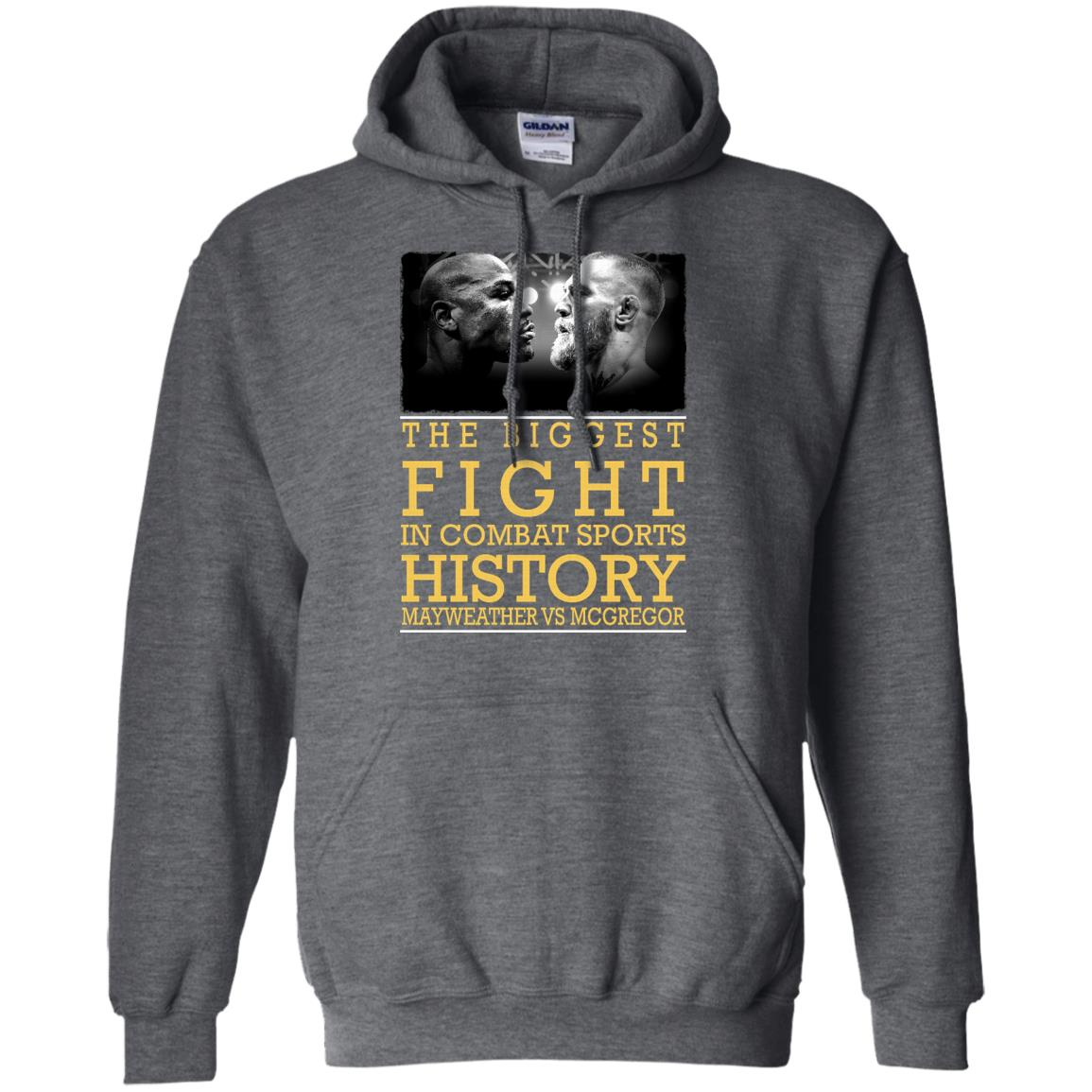 image 321px Mcgregor vs Mayweather The Biggest Fight In Combat Sports History T Shirts, Hoodies
