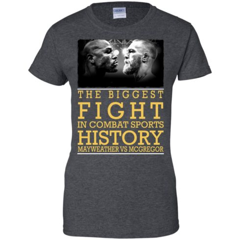 image 323 490x490px Mcgregor vs Mayweather The Biggest Fight In Combat Sports History T Shirts, Hoodies
