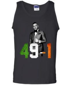 image 34 247x296px Conor McGregor vs Floyd Mayweather 49 1 Conor Win T Shirts, Hoodies, Tank