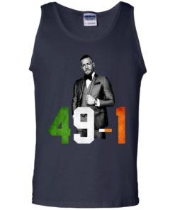 image 35 247x296px Conor McGregor vs Floyd Mayweather 49 1 Conor Win T Shirts, Hoodies, Tank
