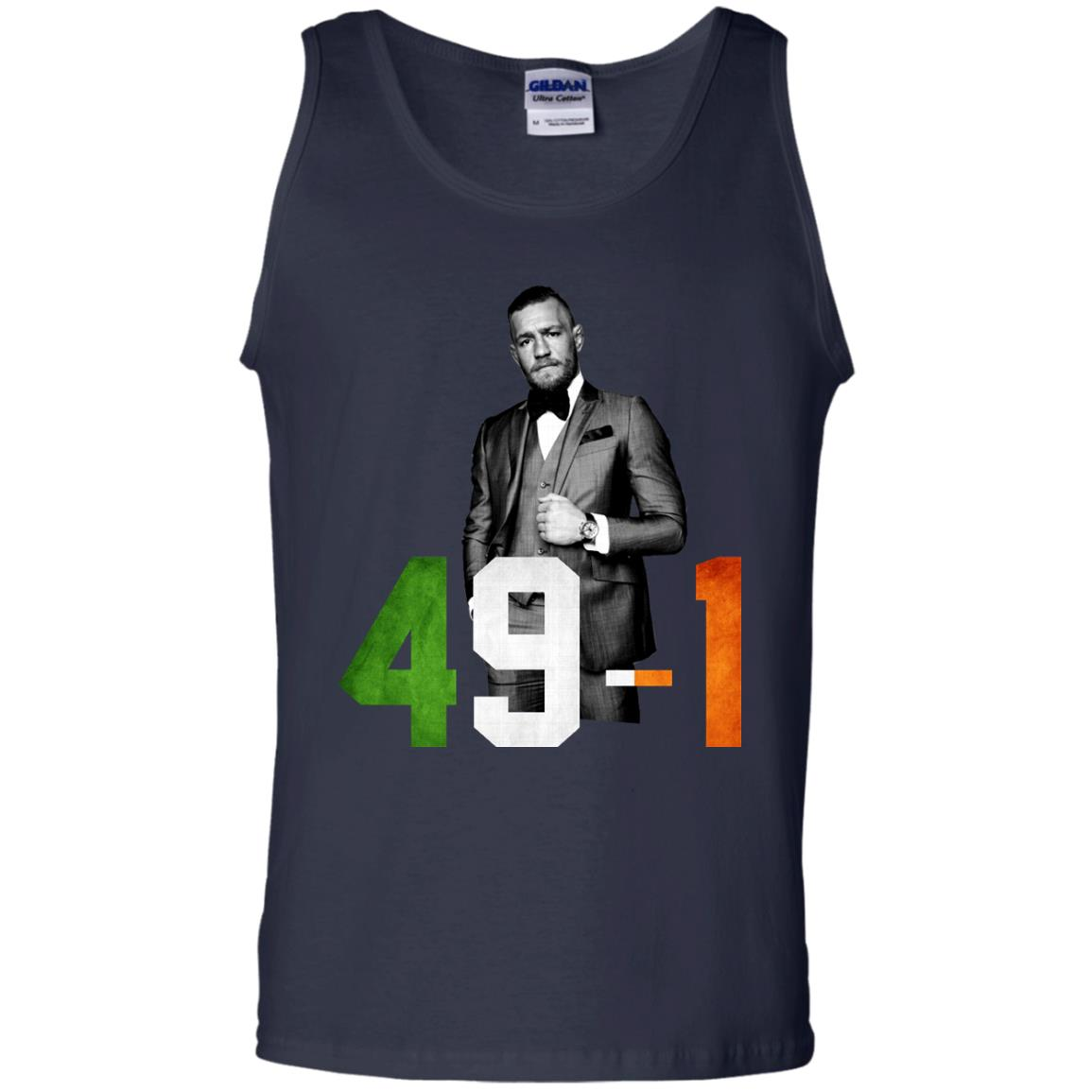 image 35px Conor McGregor vs Floyd Mayweather 49 1 Conor Win T Shirts, Hoodies, Tank