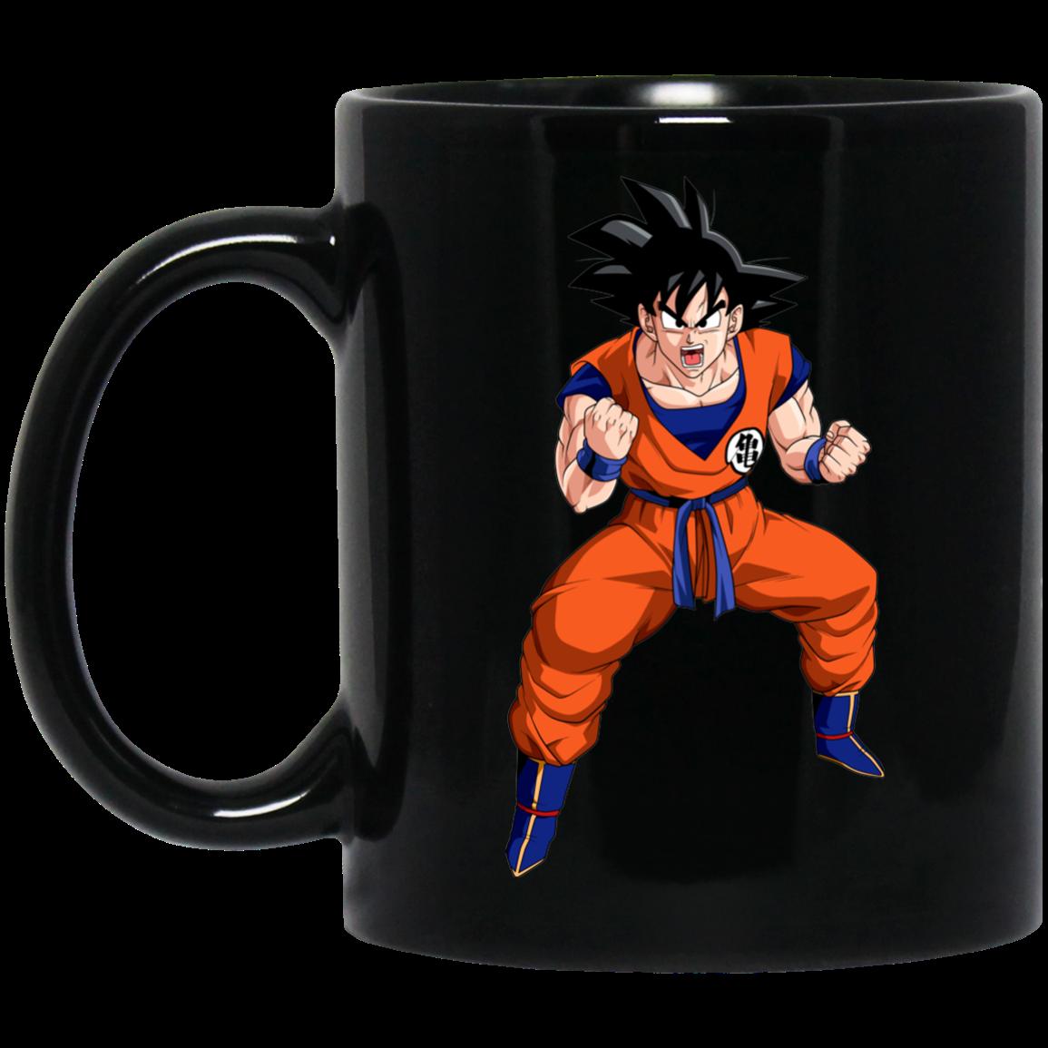 image 366px Dragon Ball Goku Coffee Mug
