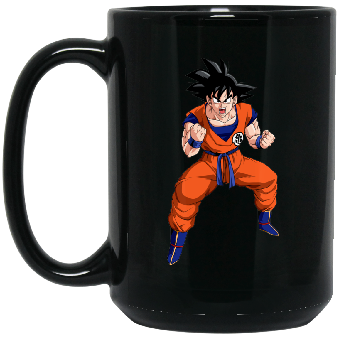 image 367px Dragon Ball Goku Coffee Mug