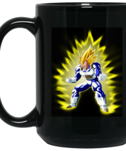 image 369 247x296px Dragon Ball Vegeta Coffee Mug