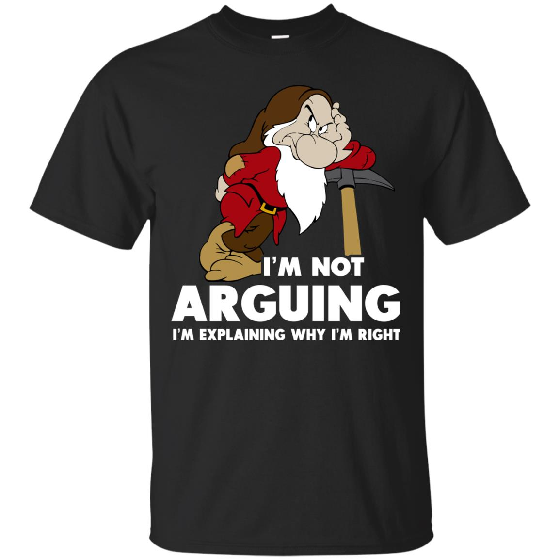 image 369px I'm Not Arguing I'm Explaining Why I'm Right T Shirts, Hoodies, Tank Top