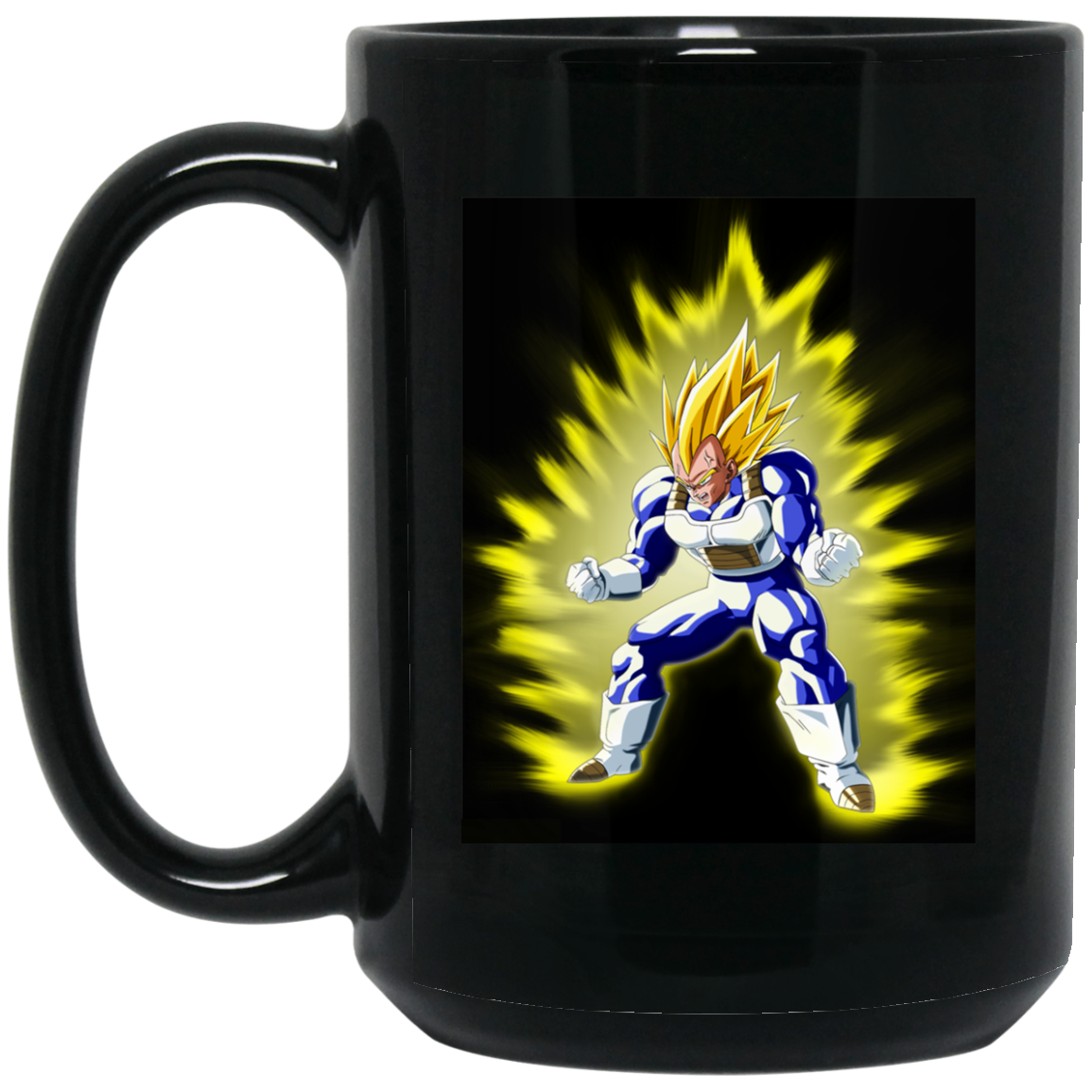 image 369px Dragon Ball Vegeta Coffee Mug