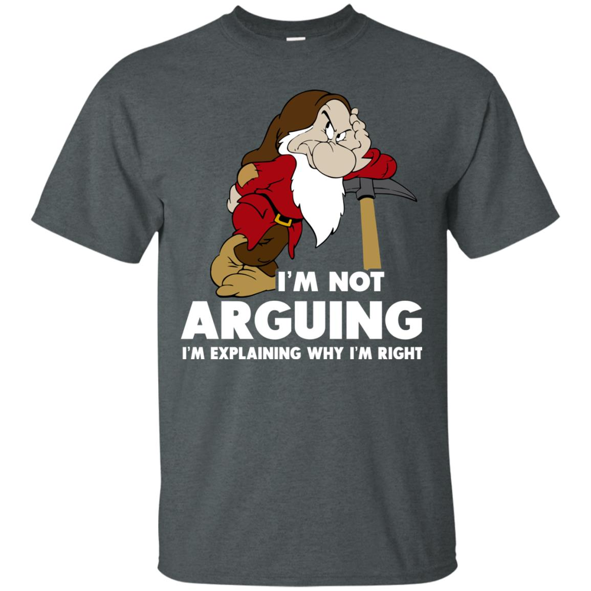 image 370px I'm Not Arguing I'm Explaining Why I'm Right T Shirts, Hoodies, Tank Top