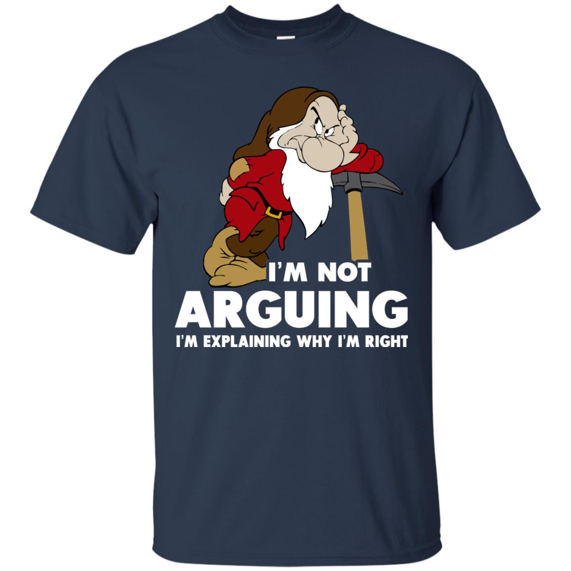 image 371px I'm Not Arguing I'm Explaining Why I'm Right T Shirts, Hoodies, Tank Top