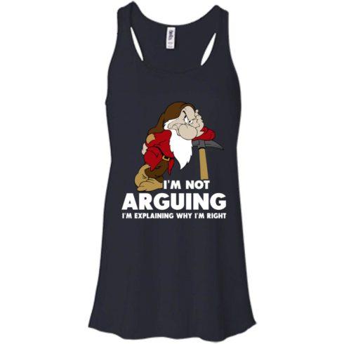 image 373 490x490px I'm Not Arguing I'm Explaining Why I'm Right T Shirts, Hoodies, Tank Top