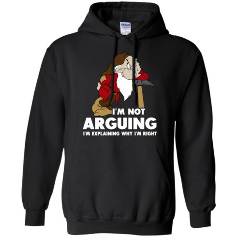 image 374 490x490px I'm Not Arguing I'm Explaining Why I'm Right T Shirts, Hoodies, Tank Top