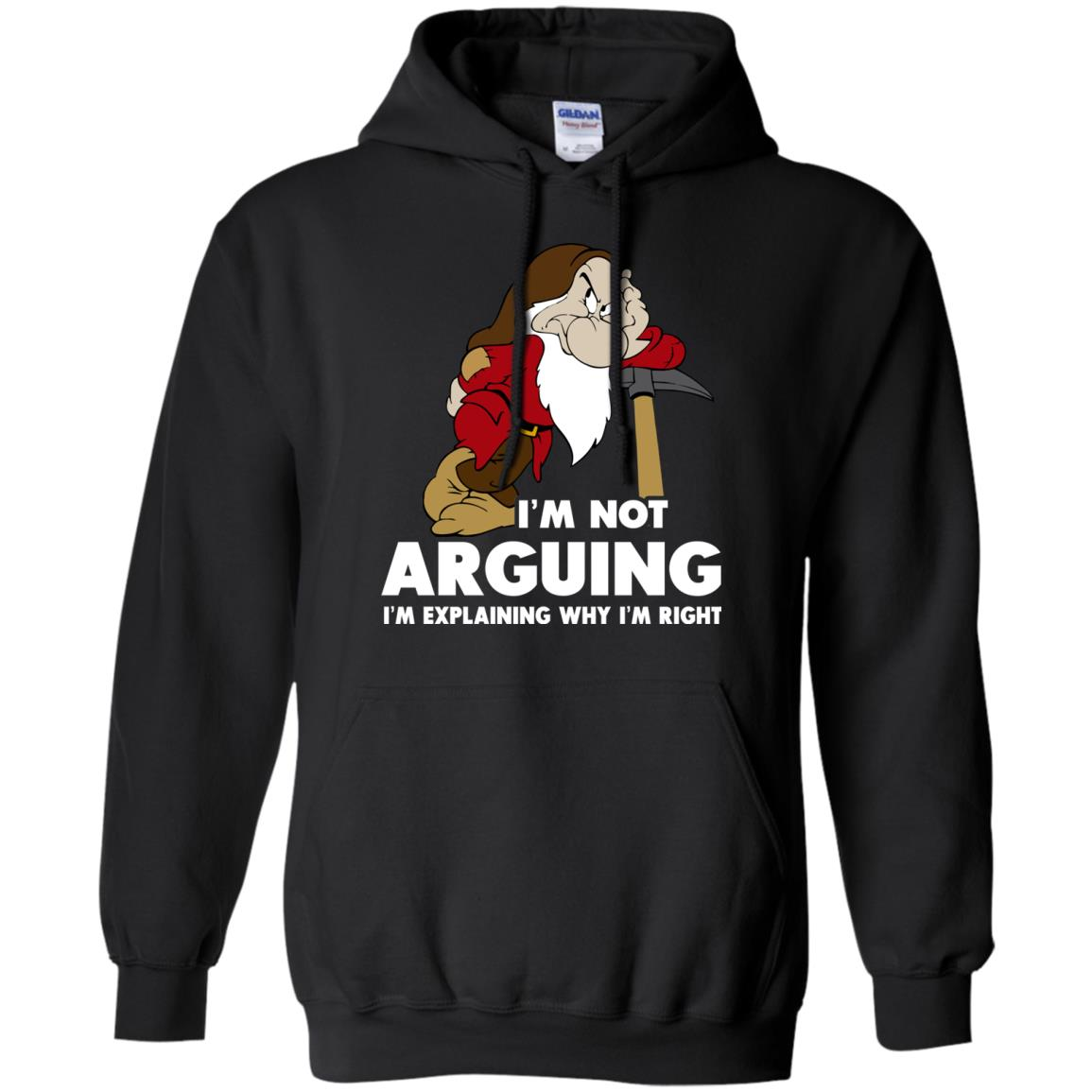 image 374px I'm Not Arguing I'm Explaining Why I'm Right T Shirts, Hoodies, Tank Top