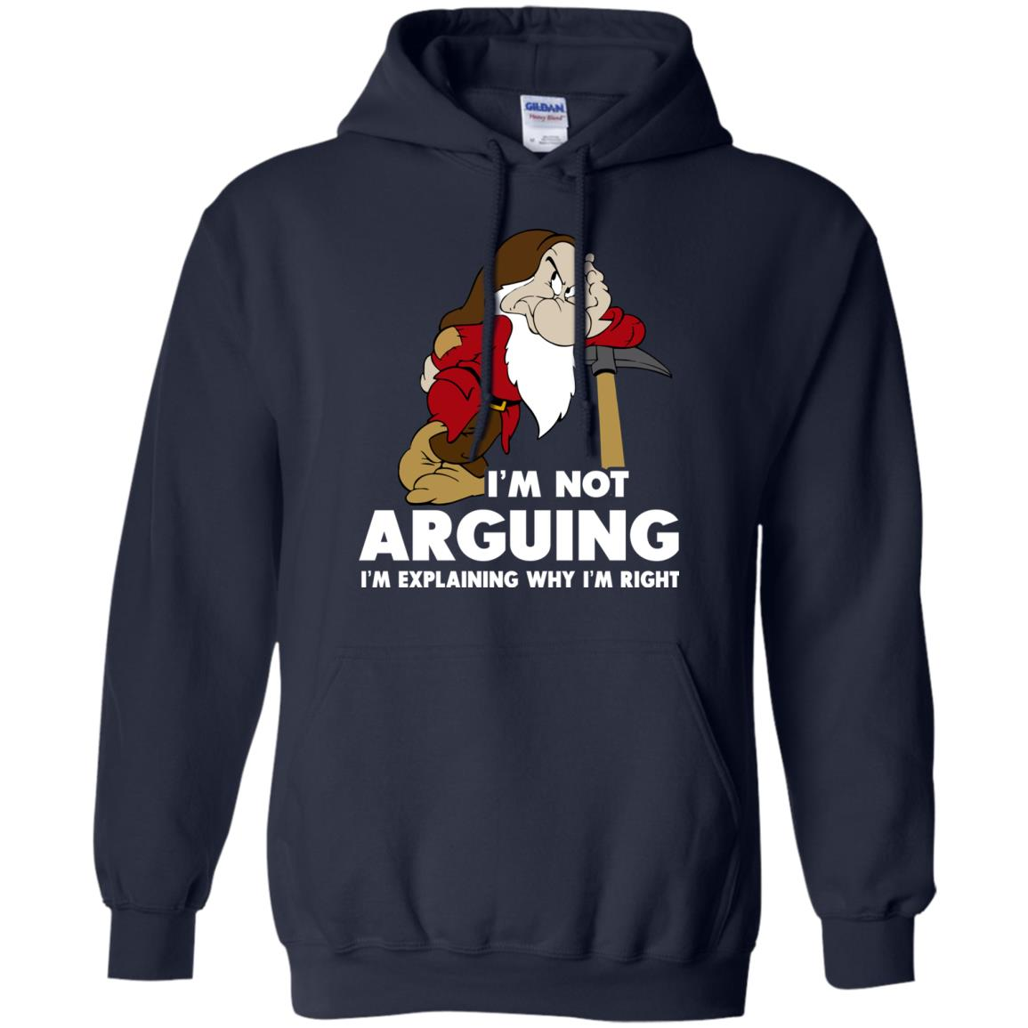 image 375px I'm Not Arguing I'm Explaining Why I'm Right T Shirts, Hoodies, Tank Top