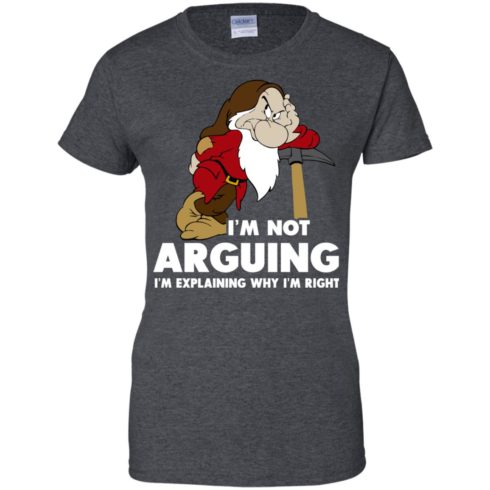 image 378 490x490px I'm Not Arguing I'm Explaining Why I'm Right T Shirts, Hoodies, Tank Top