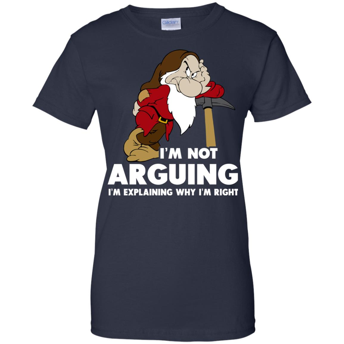 image 379px I'm Not Arguing I'm Explaining Why I'm Right T Shirts, Hoodies, Tank Top