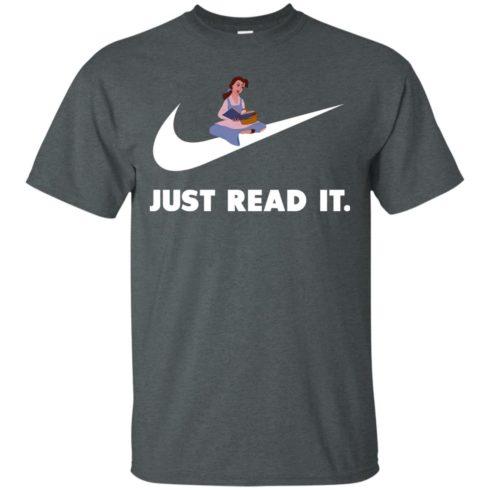 image 381 490x490px Just Read It Belle Disney Girl T Shirts, Hoodies, Tank Top