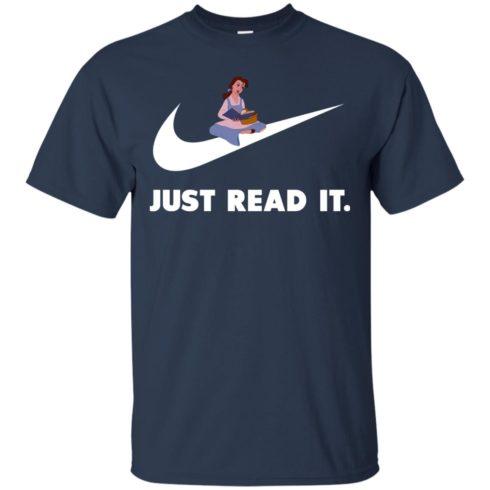 image 382 490x490px Just Read It Belle Disney Girl T Shirts, Hoodies, Tank Top