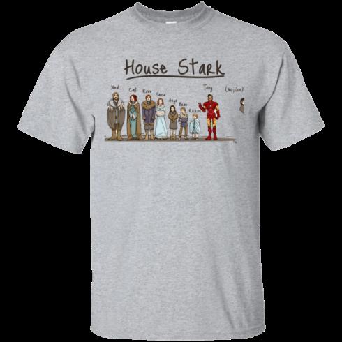 image 386 490x490px House Stark and Iron Man T Shirts, Hoodies, Sweater