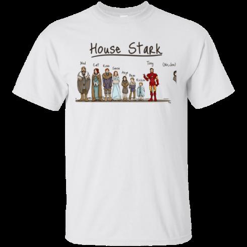 image 387 490x490px House Stark and Iron Man T Shirts, Hoodies, Sweater