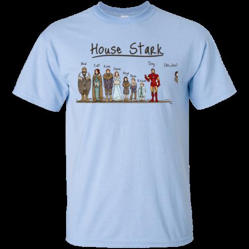 image 388 490x490px House Stark and Iron Man T Shirts, Hoodies, Sweater