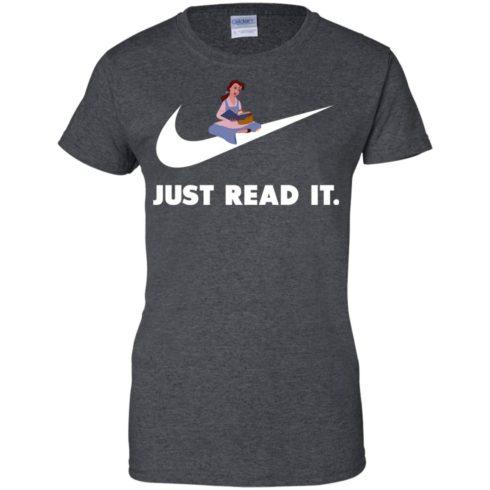 image 389 490x490px Just Read It Belle Disney Girl T Shirts, Hoodies, Tank Top