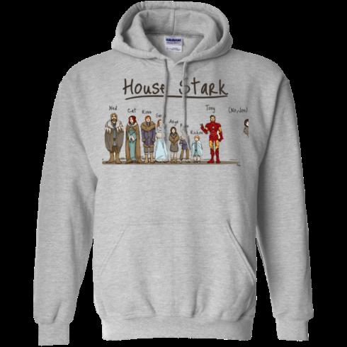 image 389 490x490px House Stark and Iron Man T Shirts, Hoodies, Sweater
