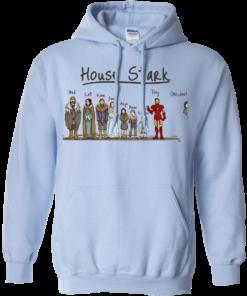 image 391 247x296px House Stark and Iron Man T Shirts, Hoodies, Sweater
