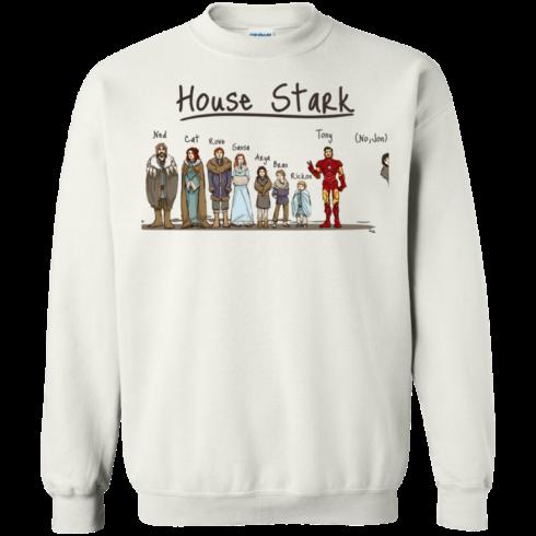 image 393 490x490px House Stark and Iron Man T Shirts, Hoodies, Sweater