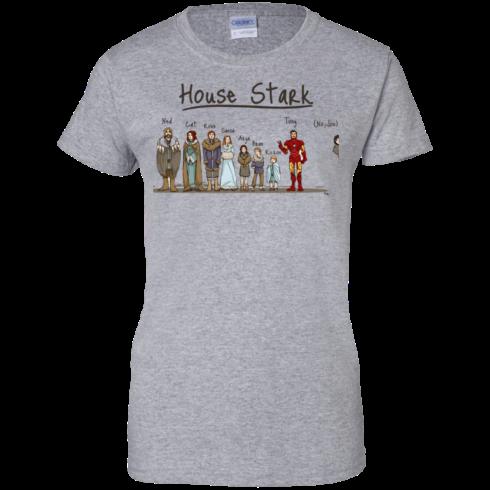 image 395 490x490px House Stark and Iron Man T Shirts, Hoodies, Sweater