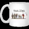 image 398 100x100px House Stark and Iron Man T Shirts, Hoodies, Sweater