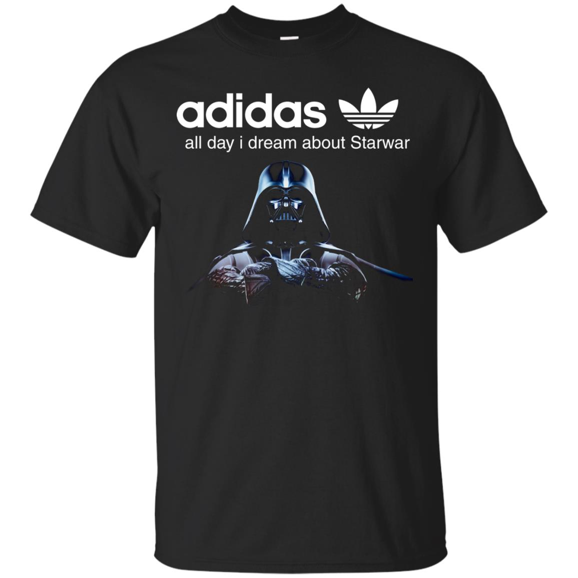 image 402px Adidas all day I dream about Starwar t shirts, hoodies, tank top