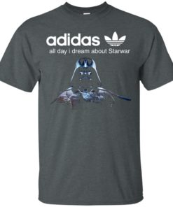 image 403 247x296px Adidas all day I dream about Starwar t shirts, hoodies, tank top