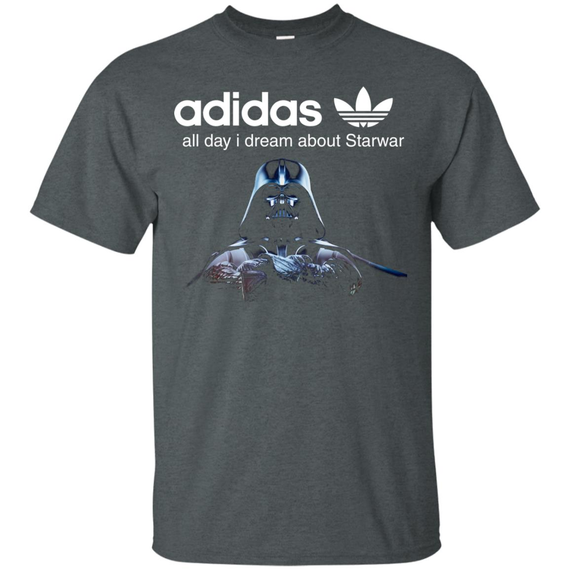 image 403px Adidas all day I dream about Starwar t shirts, hoodies, tank top