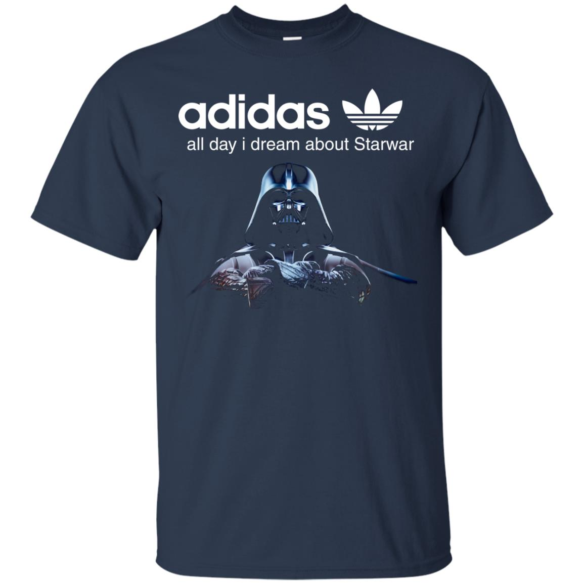 image 404px Adidas all day I dream about Starwar t shirts, hoodies, tank top