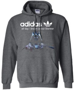 image 409 247x296px Adidas all day I dream about Starwar t shirts, hoodies, tank top