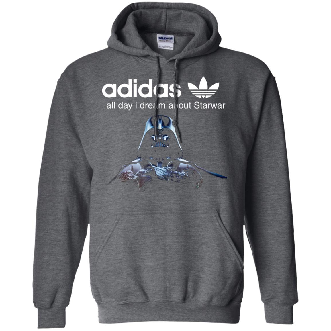 image 409px Adidas all day I dream about Starwar t shirts, hoodies, tank top