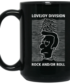 image 427 247x296px Lovejoy Division Rock And Or Roll Coffee Mug