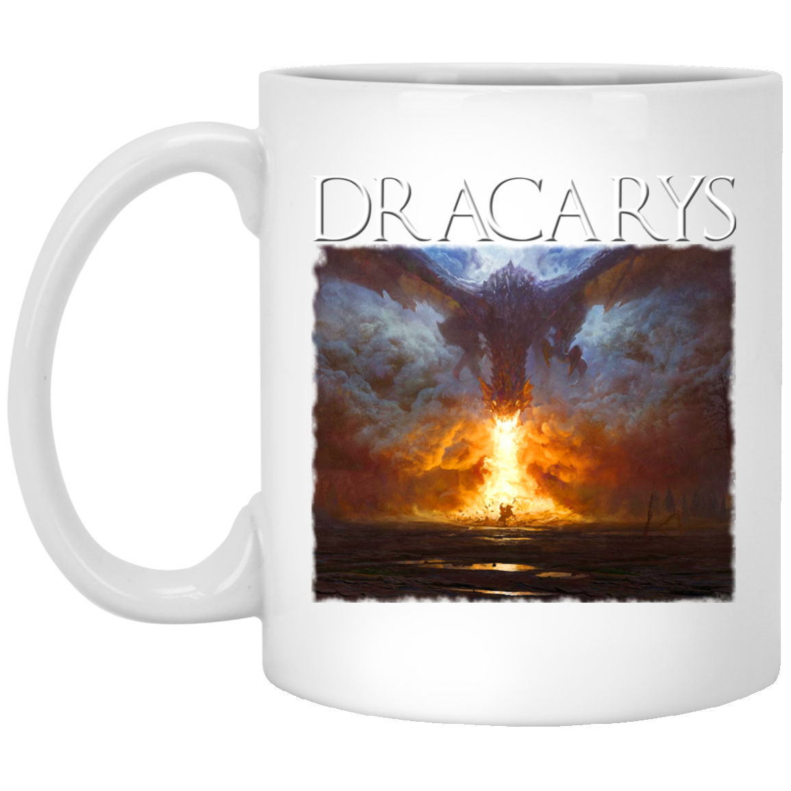 image 432px Game Of Thrones Dracarys Coffee Mug