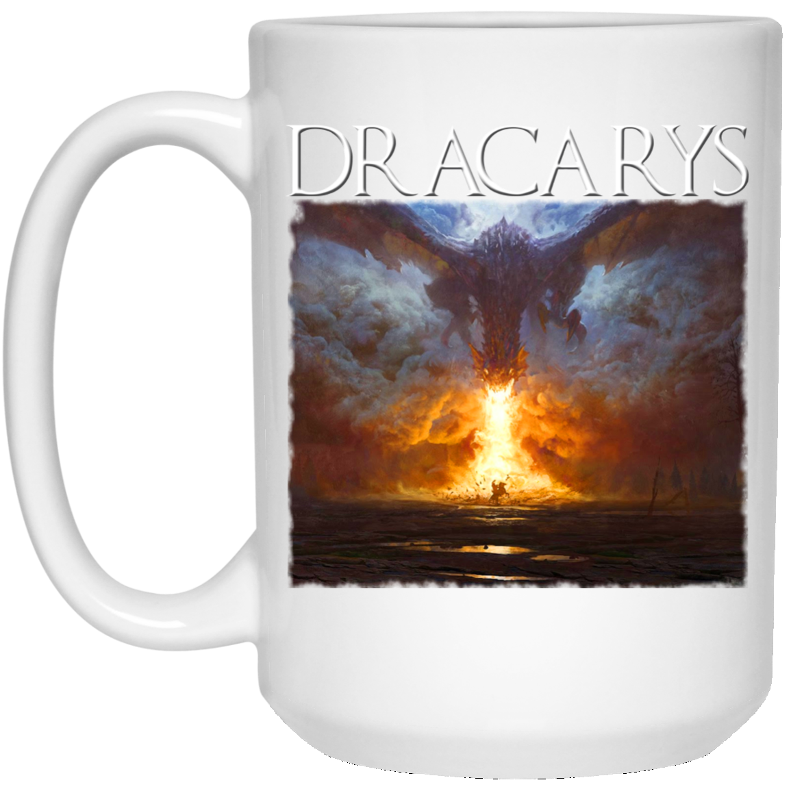 image 433px Game Of Thrones Dracarys Coffee Mug