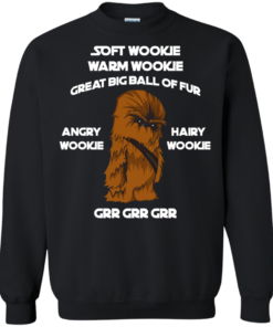 image 44 247x296px Star Wars: Soft Wookie Warm Wookie Great Big Ball Of Fur Angry Wookie Hairy Wookie T Shirts