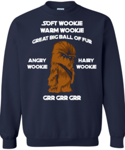 image 45 247x296px Star Wars: Soft Wookie Warm Wookie Great Big Ball Of Fur Angry Wookie Hairy Wookie T Shirts